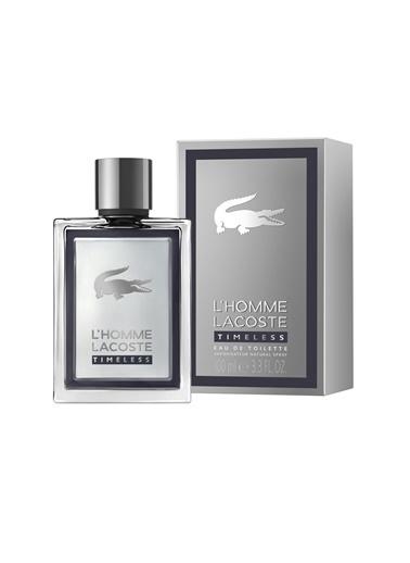 Lacoste Lacoste L'Homme Timeless Edt 100 ml Parfüm Renksiz